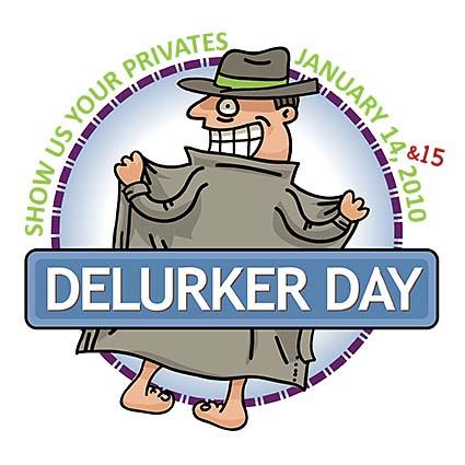 Delurkerday