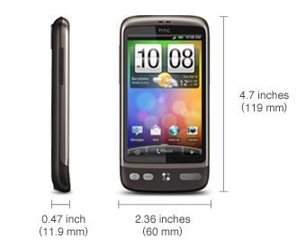 HTC_Desire_Size