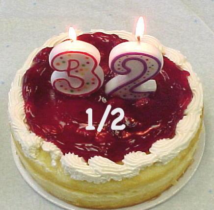 32halfcake