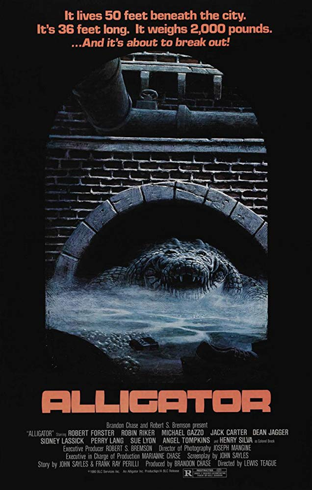 Alligator-movie