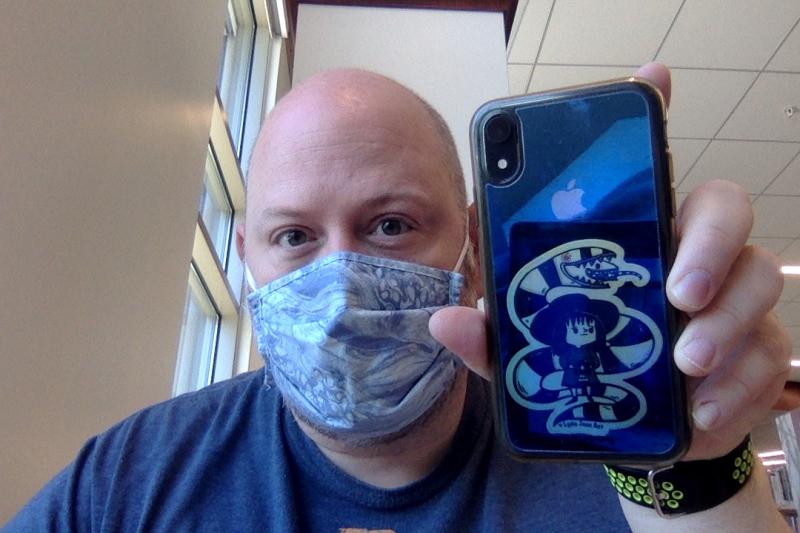 Iphone-sticker