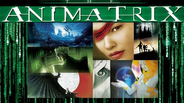 The-animatrix